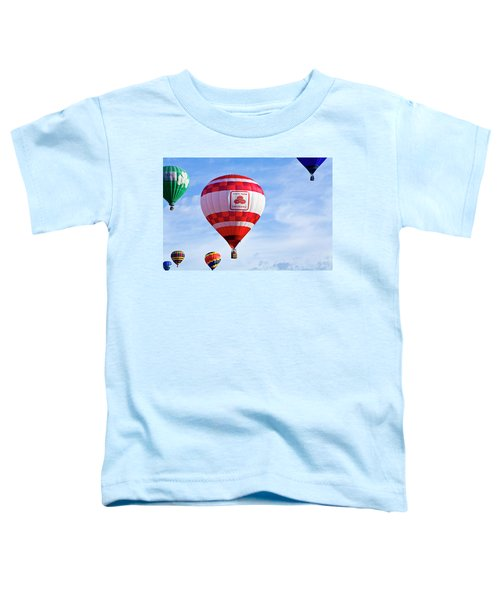 Like A Good Neighbor Toddler T-Shirt