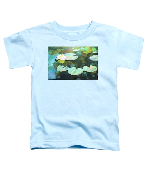 Lillypad Reflections Toddler T-Shirt