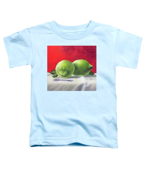 Limes Toddler T-Shirt
