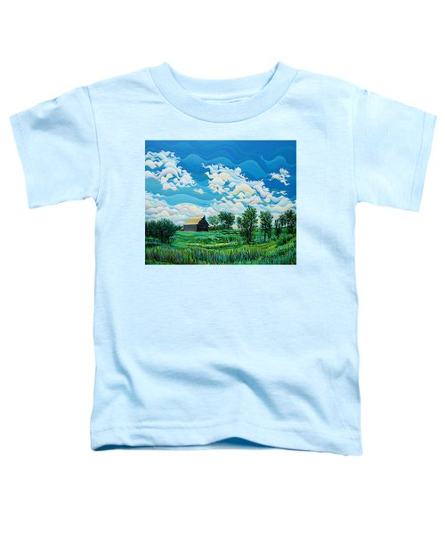 Limitless Afternoon Dreams Toddler T-Shirt