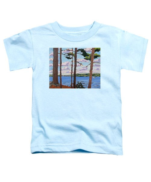 Little Rideau Lake Toddler T-Shirt