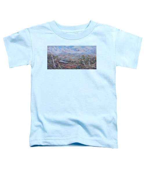 Living Desert Broken Hill Toddler T-Shirt