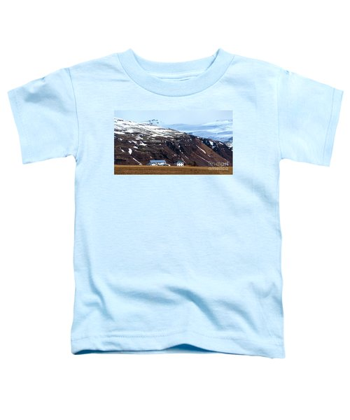 Living In Iceland Toddler T-Shirt