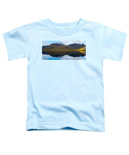 Lofoten Lake Toddler T-Shirt