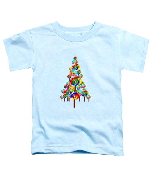 Lollipop Tree Toddler T-Shirt