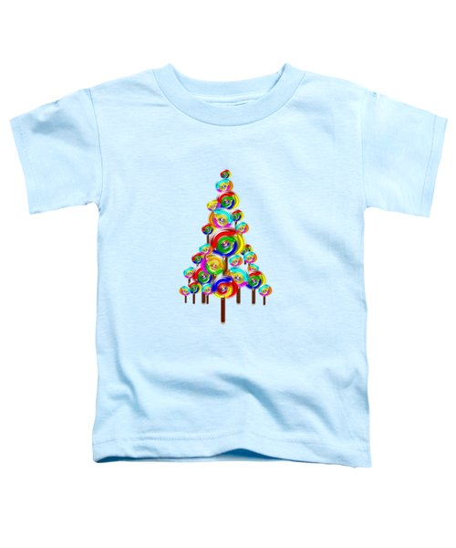Lollipop Tree Toddler T-Shirt