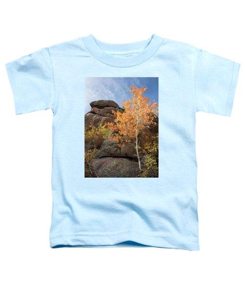 Lone Aspen Toddler T-Shirt