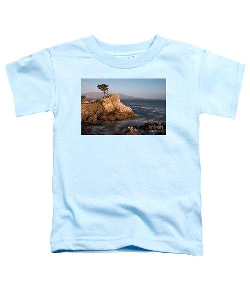 lone Cypress Tree Toddler T-Shirt