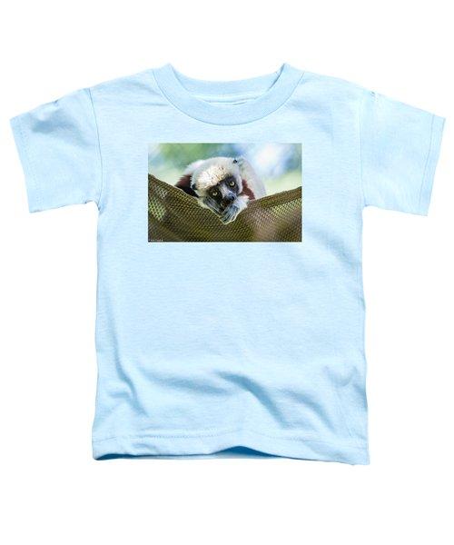 Lonely Lemur Toddler T-Shirt