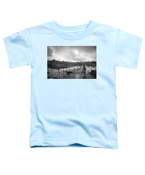 Looking And Passing By Toddler T-Shirt
