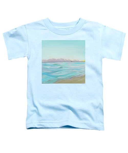 Looking South Tryptic Part 2 Toddler T-Shirt