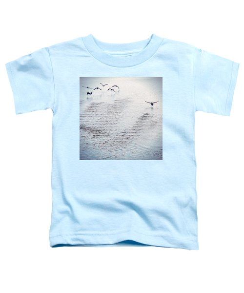 Looner Liftoff Toddler T-Shirt