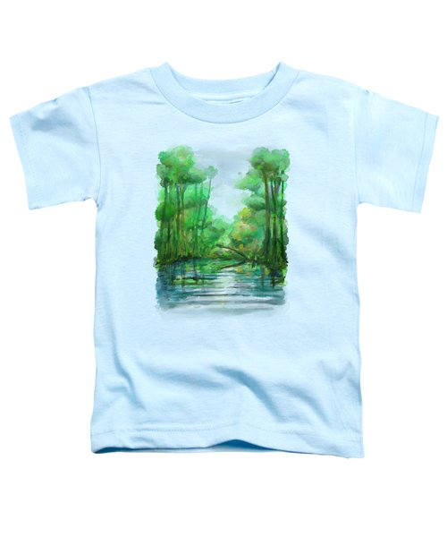 Lost In Colors  Toddler T-Shirt