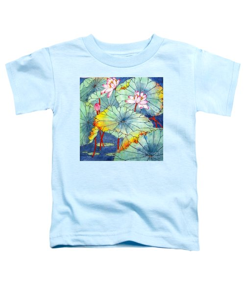 Lotus #2 Toddler T-Shirt