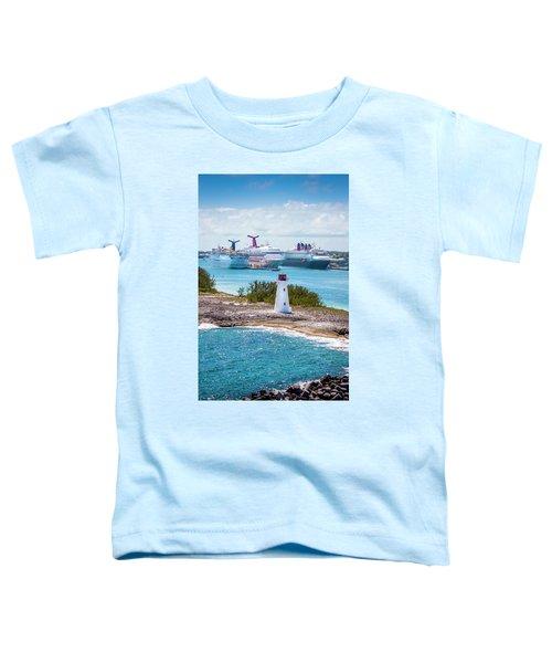 Love Boat Lane Toddler T-Shirt