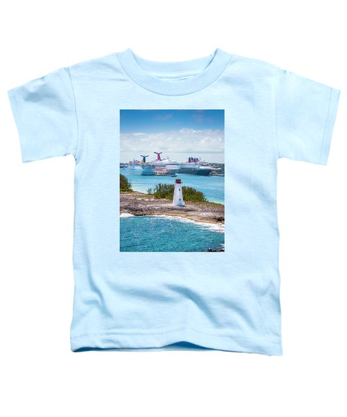 Love Boat Lane Toddler T-Shirt