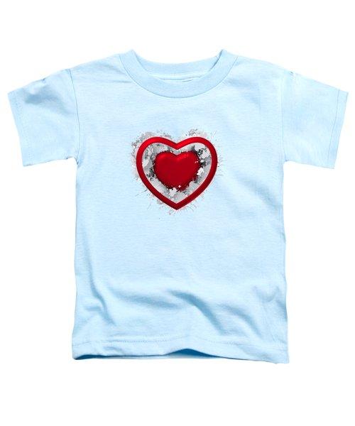 Love In Love Toddler T-Shirt