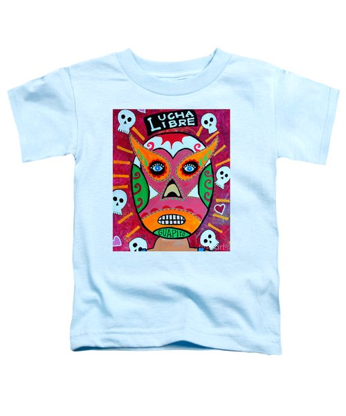 Lucha Libre Toddler T-Shirt