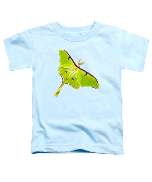 Luna Moth Toddler T-Shirt