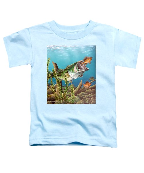 Lunch Toddler T-Shirt