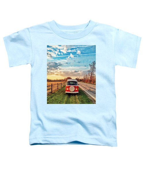 Magic Hour Magic Bus Toddler T-Shirt