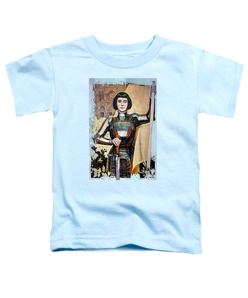 Maid Of Orleans Toddler T-Shirt