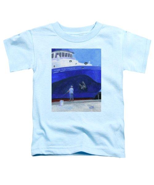 Maine Responder Toddler T-Shirt