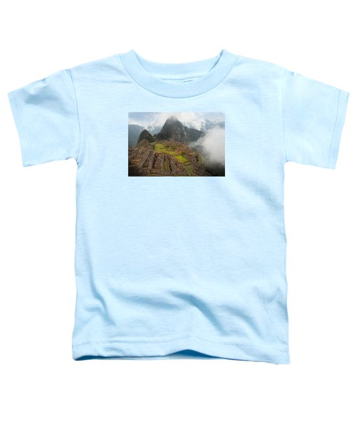 Manchu Picchu Toddler T-Shirt