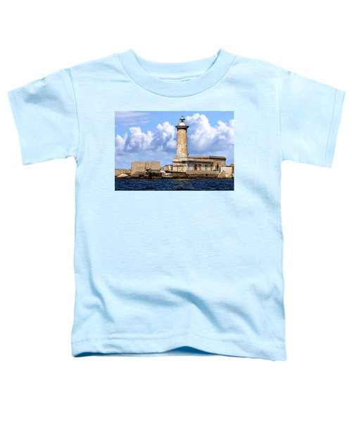 Marsala Lighthouse Toddler T-Shirt