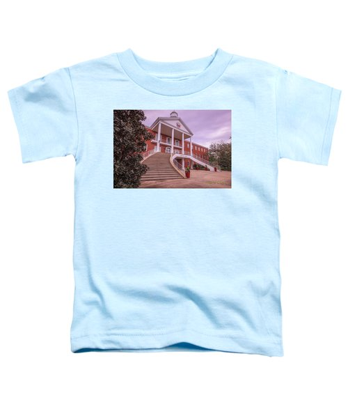 Martin Hall 5 Toddler T-Shirt