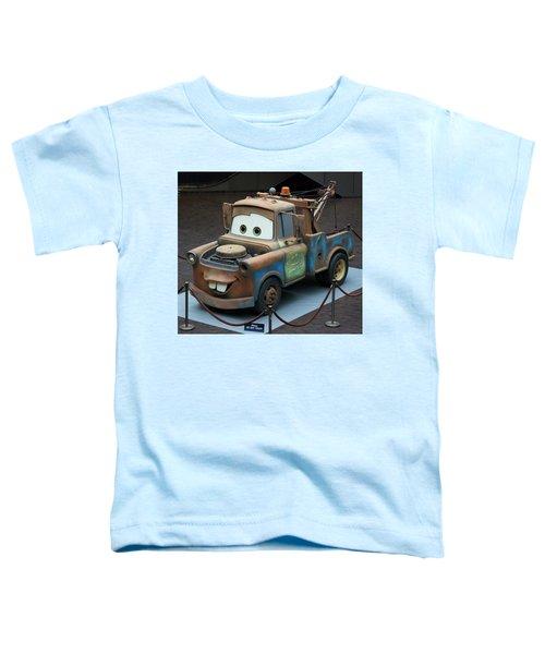 Mater Mp Toddler T-Shirt