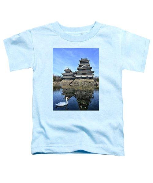 Matsumoto Swan Toddler T-Shirt
