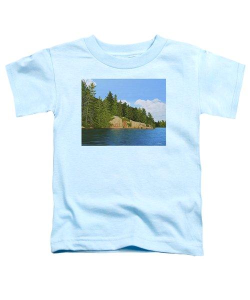 Matthew's Paddle Toddler T-Shirt
