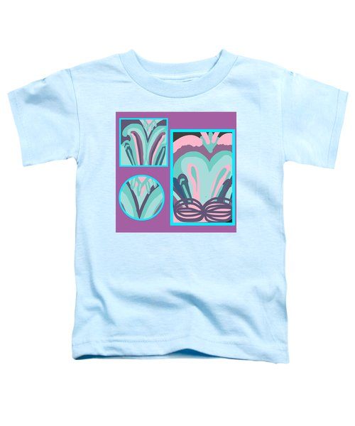 Mauve In Jazz 2 Toddler T-Shirt