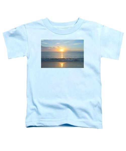May 23 Sunrise Toddler T-Shirt