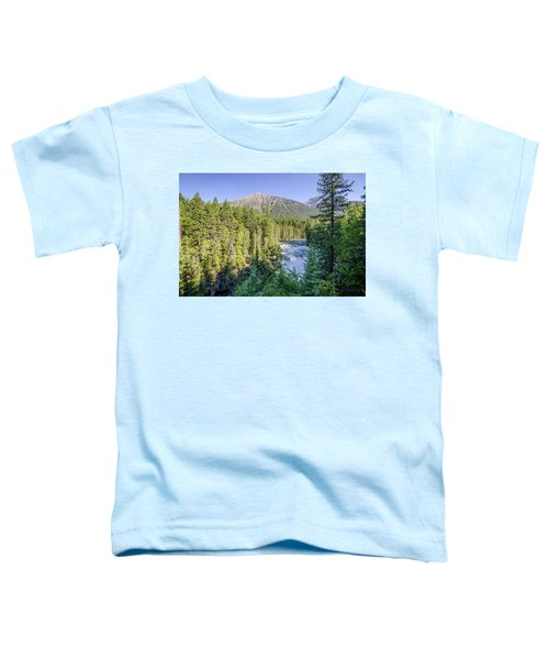 Mcdonald Falls Toddler T-Shirt