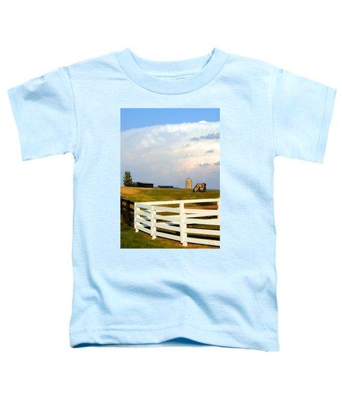 Mcray's Sky Toddler T-Shirt