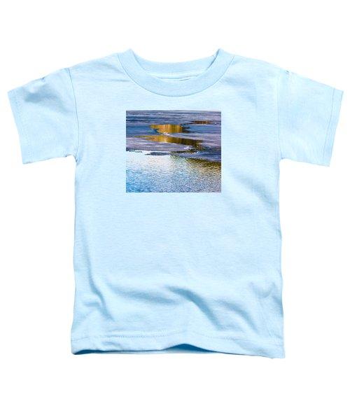 Meandering Towards Spring Toddler T-Shirt