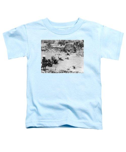 Mekong Delta Mission Toddler T-Shirt