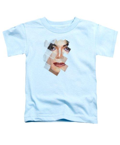 Michael Jackson T Shirt Edition  Toddler T-Shirt