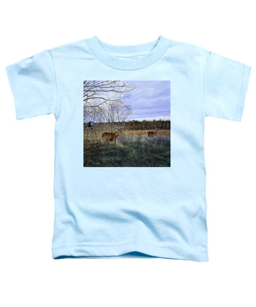 Take Out - Deer Toddler T-Shirt