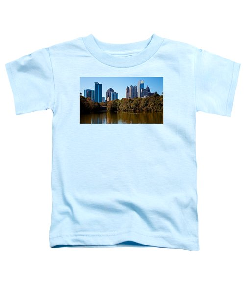 Midtown In The Fall Toddler T-Shirt