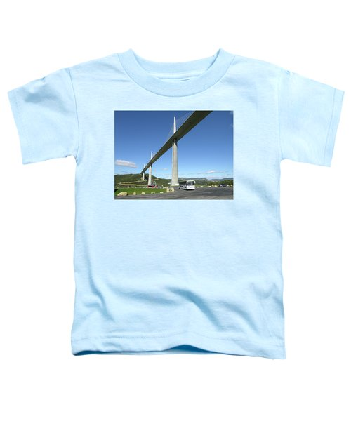 Millau Viaduct Toddler T-Shirt