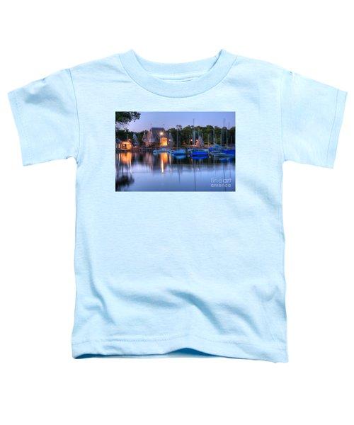 Minneapolis Skyline Photography Toddler T-Shirt