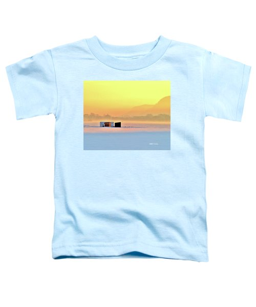 Minnesota Sunrise Toddler T-Shirt