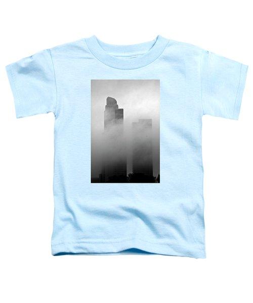 Misty Morning Flight Toddler T-Shirt
