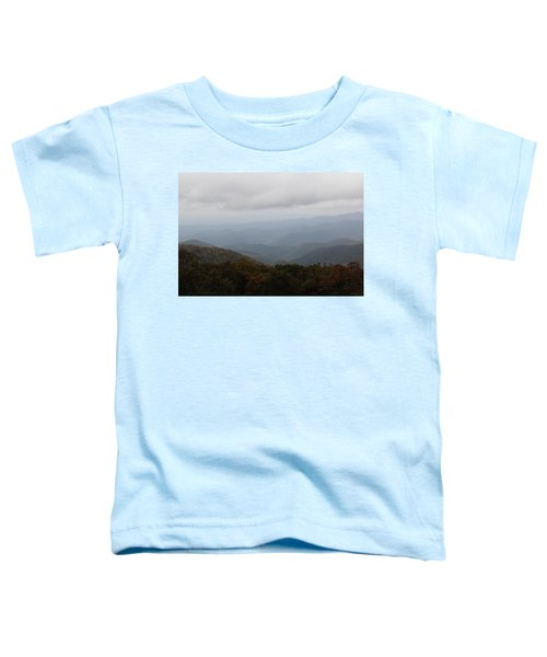 Misty Mountains More Toddler T-Shirt