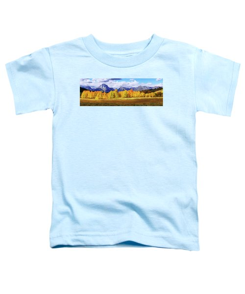 Moment Toddler T-Shirt by Chad Dutson
