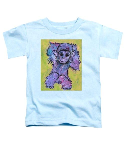 Monkey Mischief Toddler T-Shirt