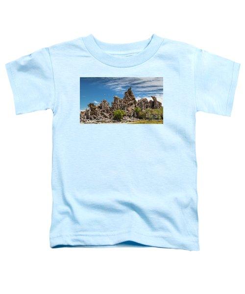 Mono Lake Tufa Toddler T-Shirt